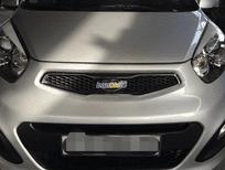 Bán Kia Picanto đời 2013, màu bạc, số tự động, giá tốt