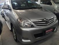 Cần bán gấp Toyota Innova 2009, màu bạc, nhập khẩu chính hãng giá cạnh tranh