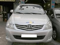Cần bán lại xe Toyota Innova J sản xuất 2008, màu bạc, chính chủ
