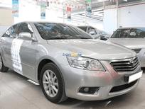 Cần bán gấp Toyota Camry 2.4G đời 2011, màu bạc