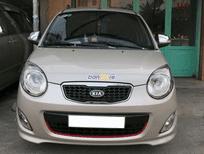 Cần bán xe Kia Morning đời 2010, màu xám, giá tốt