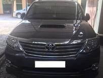 Cần bán xe Toyota Fortuner G đời 2015, màu xám, xe nhập, số sàn