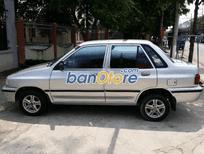 Bán ô tô Kia Pride Beta MT đời 2000, màu bạc, nhập khẩu chính hãng, còn mới giá cạnh tranh