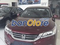 Cần bán Honda Accord 2.4L đời 2016, màu đỏ, xe nhập