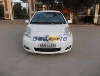 Cần bán lại xe Toyota Yaris đời 2008, màu trắng, xe nhập