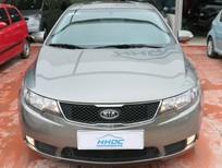Cần bán xe Kia Cerato 1.6AT 2009 màu ghi xám - 496 Triệu