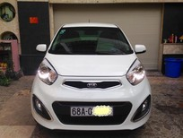 KIA PICANTO S AT 2014 màu trắng