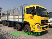 Bán xe tải dongfeng hoàng huy 5 chân 21.5 tấn/xe tải hoàng huy 5 chân 21t5 đời 2016
