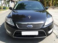 Cần bán Ford Mondeo 2010, màu đen giá cạnh tranh