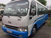 Cần bán xe Hyundai County tracomeco sản xuất 2016 mới đt: 0961237211