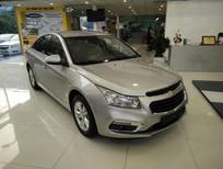 Cần bán xe Chevrolet Cruze LT đời 2017, màu bạc, 589tr, Chevrolet Cần Thơ