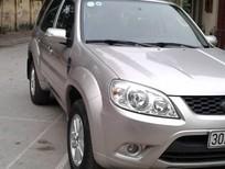 Xe Ford Escape XLS 2.3 AT 2010, màu bạc, xe nhập