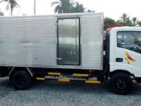 Xe tải Veam VT260 tải trọng 1.9 tấn thùng dài 6m