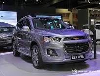 Bán xe Chevrolet Captiva LTZ-REVV 2017 rè nhất hcm, giảm giá 40 tr, tặng THANH GIÁ NÓC khi mua xe trong tháng 3/2016
