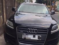 Cần bán xe Audi Q7 3.6 full option đời 2007 màu đen