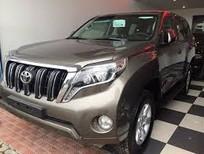Cần bán xe Toyota Prado TXL đời 2016, màu nâu, xe nhập