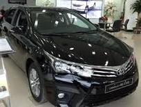 Cần bán xe Toyota Corolla Altis G đời 2016, màu đen