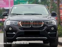 ( Xe mới 99,98% ) BMW X4 đăng kí tháng 1/2016 có xe giao ngay!!!