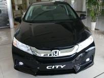 Cần bán xe Honda City 1.5 CVT 2016, màu đen
