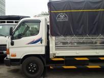 Bán xe tải Hyundai 7 tấn HD99, thùng bạt đời 2016 mới nhất, giá RẺ, mua TRẢ GÓP, xe giao ngay