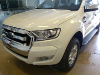 Bán Ford Ranger XLT 4x4 MT sản xuất 2016, nhập khẩu, màu trắng giao luôn, liên hệ: 0945103989