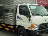 Bán xe tải Hyundai 7 tấn HD99 thùng kín giá rẻ, đời 2016 mới, mua trả góp, KM hấp dẫn