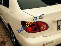 Bán xe Toyota Corolla J sản xuất 2003, màu trắng còn mới, 258 triệu