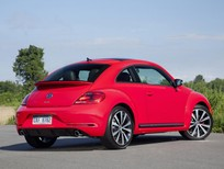 Cần bán xe Volkswagen New Beetle E đời 2016, màu đỏ, nhập khẩu chính hãng