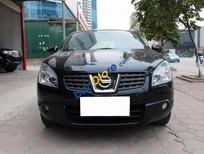 Bán Nissan Qashqai đời 2009, màu đen, nhập khẩu chính hãng