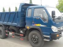 Xe ben 8,7 tấn Trường Hải mới nâng tải 2016 xe ben 8,7 tấn cửu long xe ben 8,7 tấn hoa mai