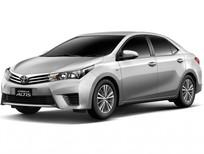 Bán Toyota Corolla Altis 2.0 AT sản xuất 2016, màu bạc, 933 triệu