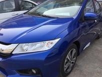 Cần bán Honda City năm 2016, màu xanh lung linh, giá chỉ 530 triệu! có xe giao ngay