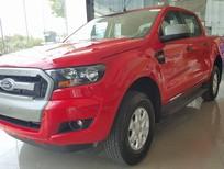 Cần bán xe Ford Ranger XLS 4x2 MT đời 2016, màu đỏ, nhập khẩu chính hãng