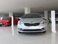 Cần bán Kia K3 1.6 MT 2016, màu trắng, 585 triệu
