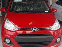 Bán xe Hyundai Grand i10 1.2AT đời 2016, màu đỏ, nhập khẩu chính hãng, giá 452tr