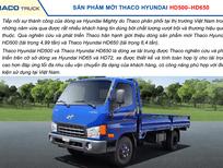 Bán, mua xe Hyundai Hd650 tải trọng 6.4 tấn Trường Hải