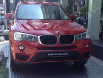 BMW X3 xDrive20i thể thao, sang trọng, mạnh mẽ và đẳng cấp