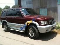 Cần bán xe Isuzu Trooper đời 2001, màu đỏ như mới