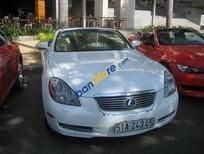 Bán Lexus SC 430 đời 2004, màu trắng, nhập khẩu nguyên chiếc