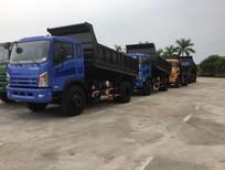 Cung cấp dòng xe tải ben Dongfeng Trường Giang 7.8 tấn 8.5 tấn 9.2 tấn 13.3 tấn 14 tấn, giá xe tải ben Dongfeng tốt