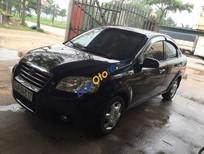 Cần bán xe ô tô Daewoo Gentra đời 2007, màu đen như mới