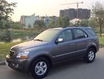 Cần bán xe Kia Sorento ex 2008, màu xám, nhập khẩu nguyên chiếc