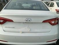 Hyundai Sonata nhập khẩu nguyên chiếc màu trắng 2015 - Liên hệ để có giá tốt