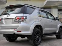 Bán Toyota Fortuner 2.5G đời 2016 khuyến mãi lên đến 30tr xe giao ngay tại toyota Đông Sài Gòn- Gò Vấp