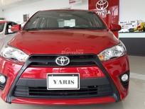 Xe Toyota Yaris E 1.5 hộp số CVT đủ màu giá cực tốt kèm nhiều ưu đãi hấp dẫn nhất năm 2016 tại Toyota Bến Thành