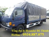 Bán xe tải Hyundai HD99 6.5 tấn, Hyundai HD99 nâng tải 6.5 tấn (6T5)