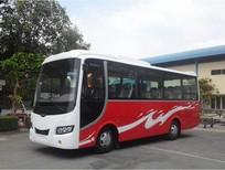 Tập đoàn ô tô Đại Lợi bán xe khách Samco Hino 29 chỗ, động cơ Hino 5.3 Nhật Bản, hỗ trợ trả góp, trước bạ, có xe ngay