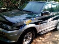 Cần bán xe chính chủ Sangyong Muso, sản xuất năm 1998
