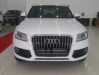 Cần bán Audi Q5 Premium Plus 2016, màu trắng, nhập khẩu chính hãng