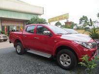 Triton 4x2MT đời 2016, màu đỏ, nhập khẩu chính hãng